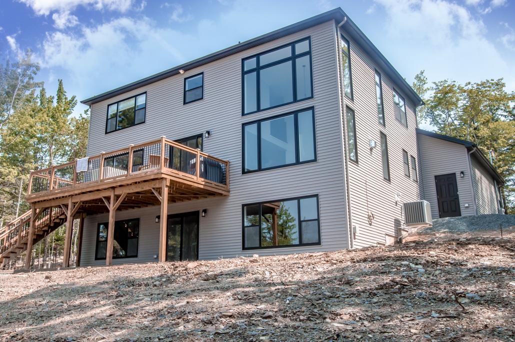 Halifax Nova Scotia Indigo Shores Lakefront House for Rent Executive Luxury Furnished